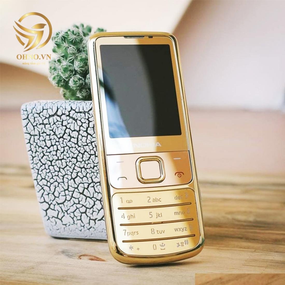 điện thoại nokia 6700 classic gold chính hãng main zin