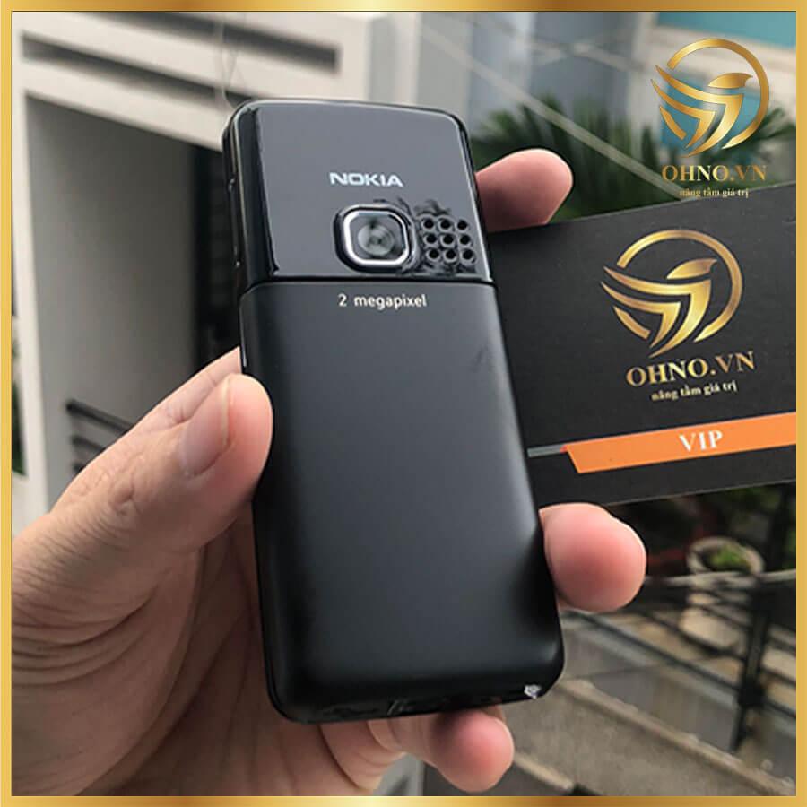 DT Điện Thoại Nokia 6300 6300i Vàng Gold Cũ Main ZIN Chính Hãng