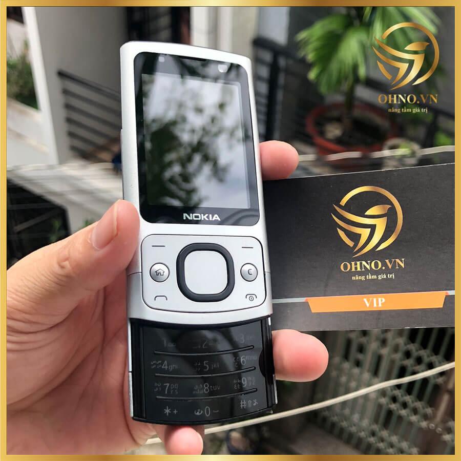 điện thoại nokia 6700 slide 6700s zin chính hãng