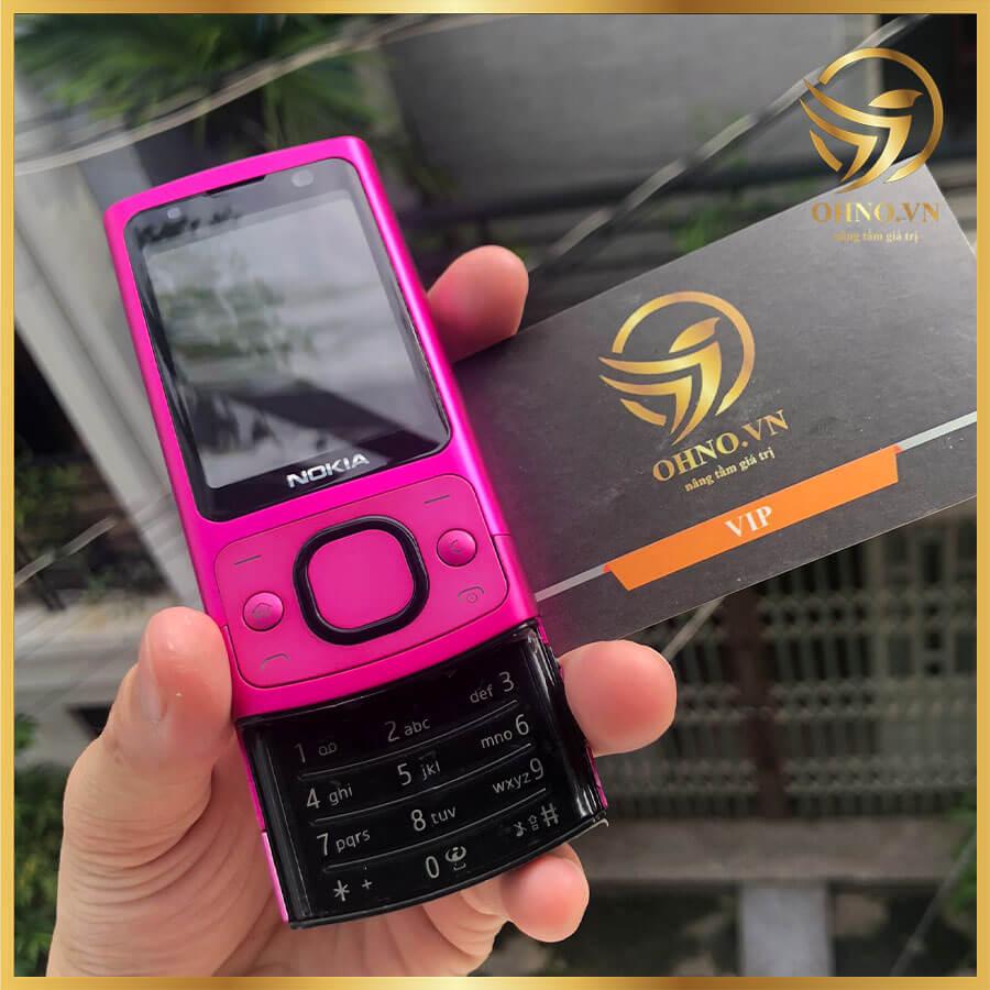 điện thoại nokia 6700s 6700 slide zin chính hãng ohno việt nam