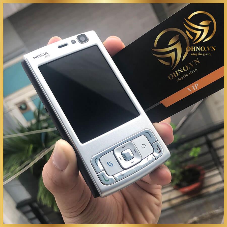 Điện Thoại Nokia N95 2GB Trượt Nắp Zin Chính Hãng