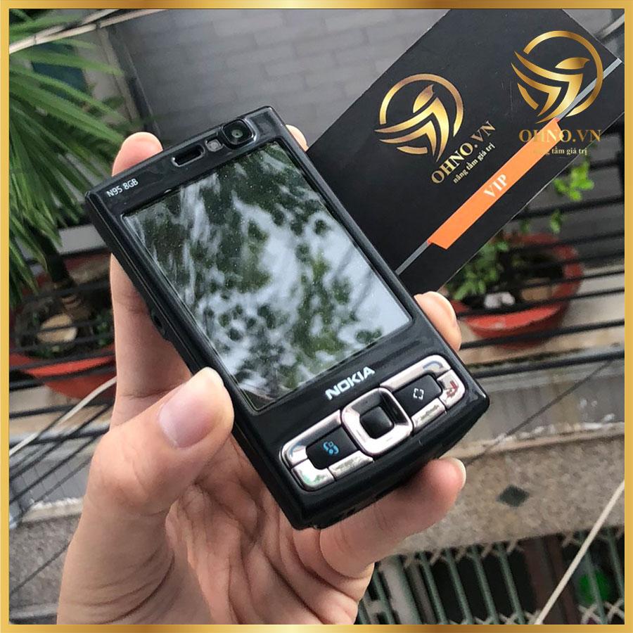 Điện Thoại Nokia N95 8GB Nắp Trượt Zin Chính Hãng