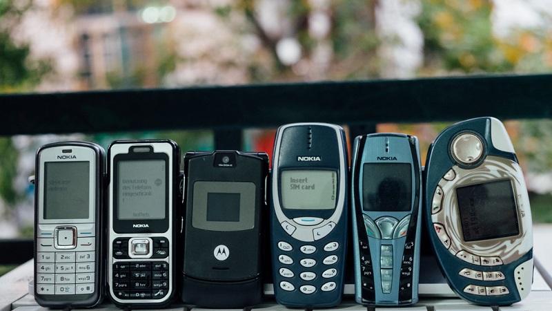 điện thoại cổ của Nokia