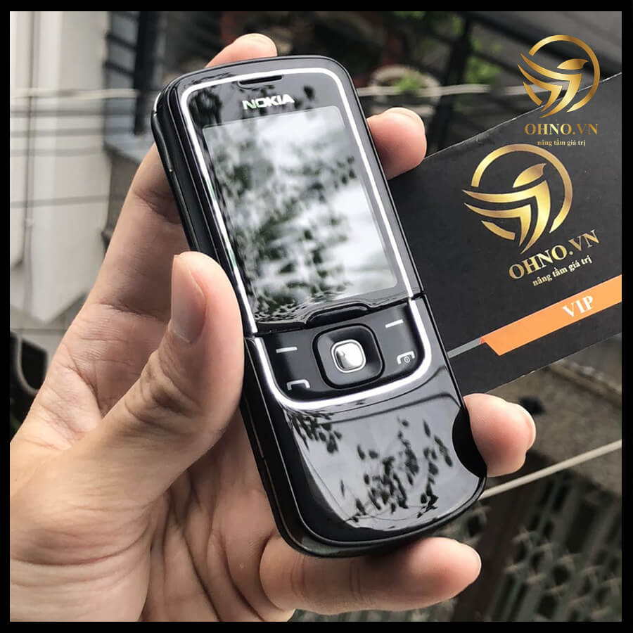 điện thoại nokia 8600 luna black zin cũ chính hãng - ohno việt nam ohno.vn
