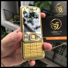 dien thoai nokia 6300 vang gold main zin chinh hang ohno viet nam