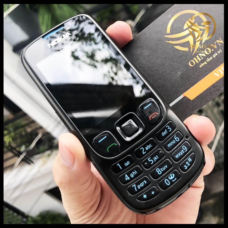 Điện Thoại Nokia 6303i 6303 6303c Classic Zin Chính Hãng