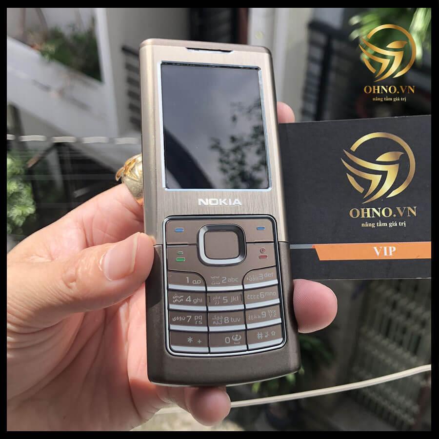 Nokia 6500c 6500 Classic Cũ Zin Chính Hãng