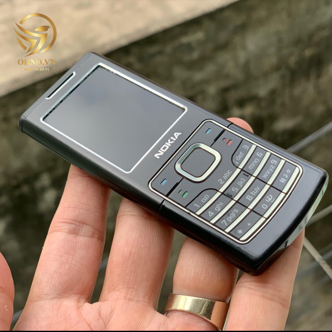 Điện thoại Nokia siêu mỏng 6500 chính hãng