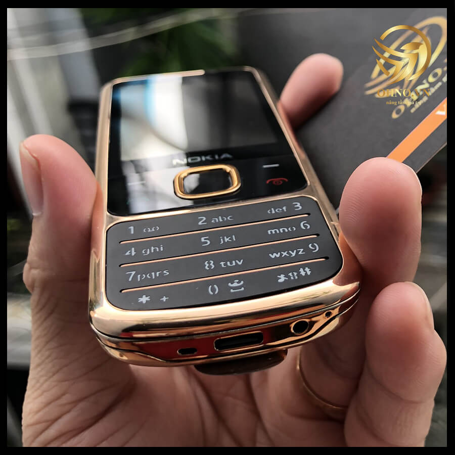 điện thoại nokia 6700 6700c classic rose gold bạc main zin chính hãng ohno việt nam