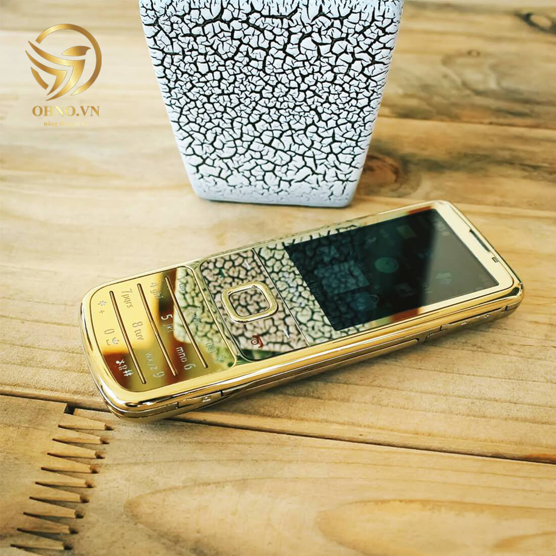 dien thoai nokia 6700 classic gold silver chinh hang main zin ohno.vn ohno viet nam