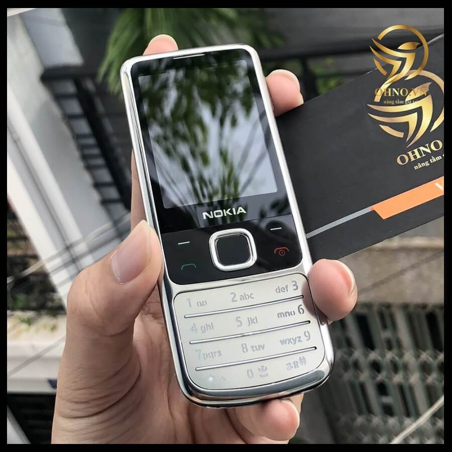 dien thoai nokia 6700c 6700 classic dt 6700 cu gold zin chinh hang ohno viet nam ohno.vn