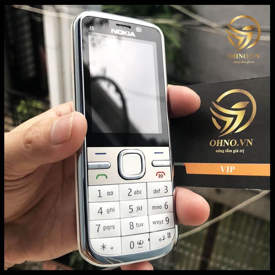 Điện Thoại Nokia C5-00 Cũ Zin Chính Hãng