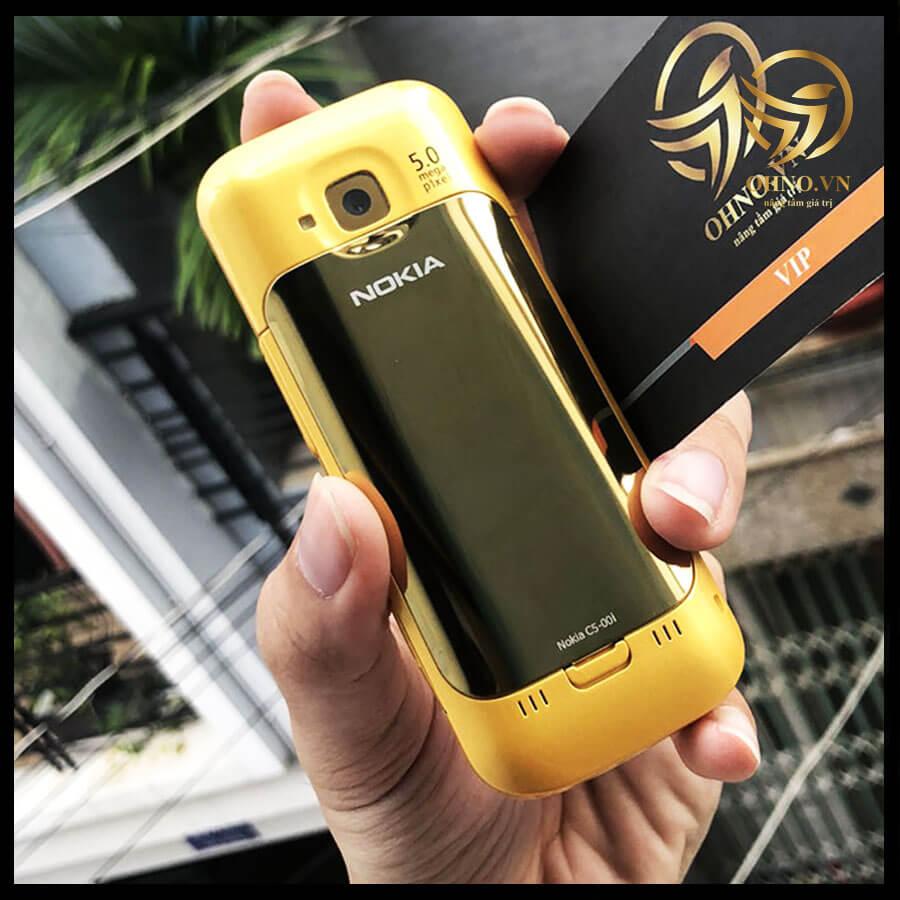 dien thoai nokia c500 wifi nokia c5-00 main zin chinh hang ohno viet nam ohno.vn