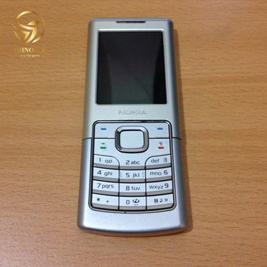 Điện thoại Nokia chính hãng siêu mỏng 6500