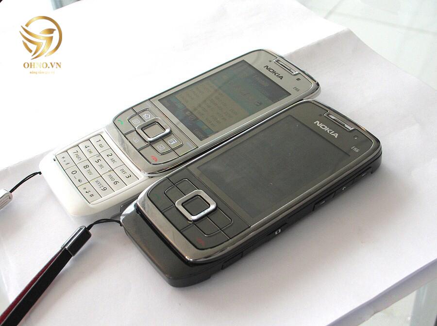 điện thoại nokia cổ e66 cu