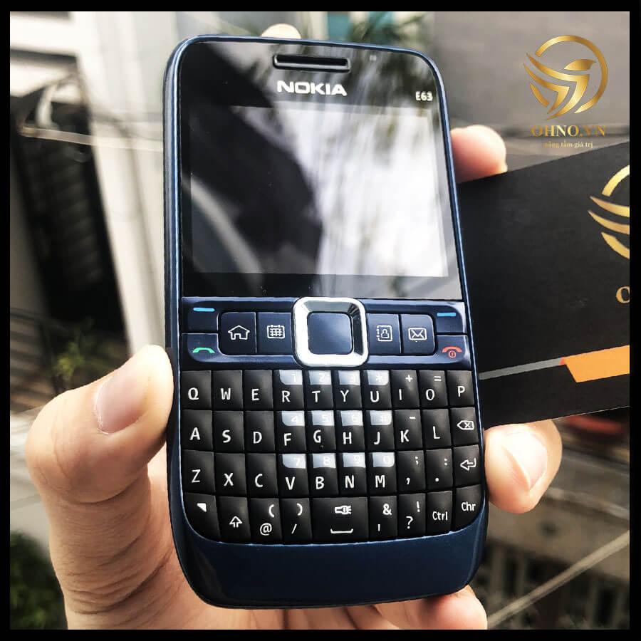 Điện Thoại Nokia E63 ZIN Chính Hãng