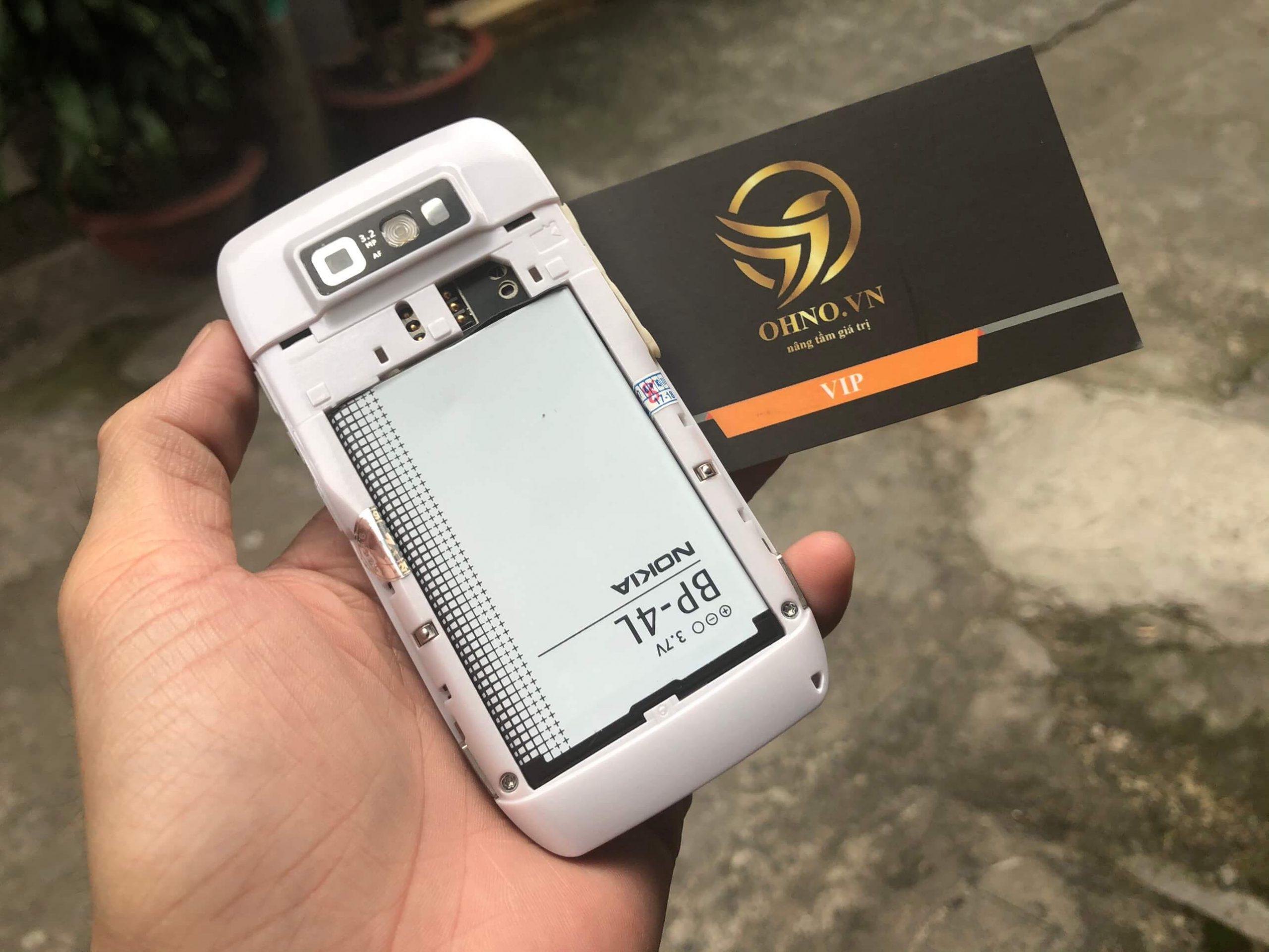 Điện thoại nokia e71 wifi cũ main zin chính hãng