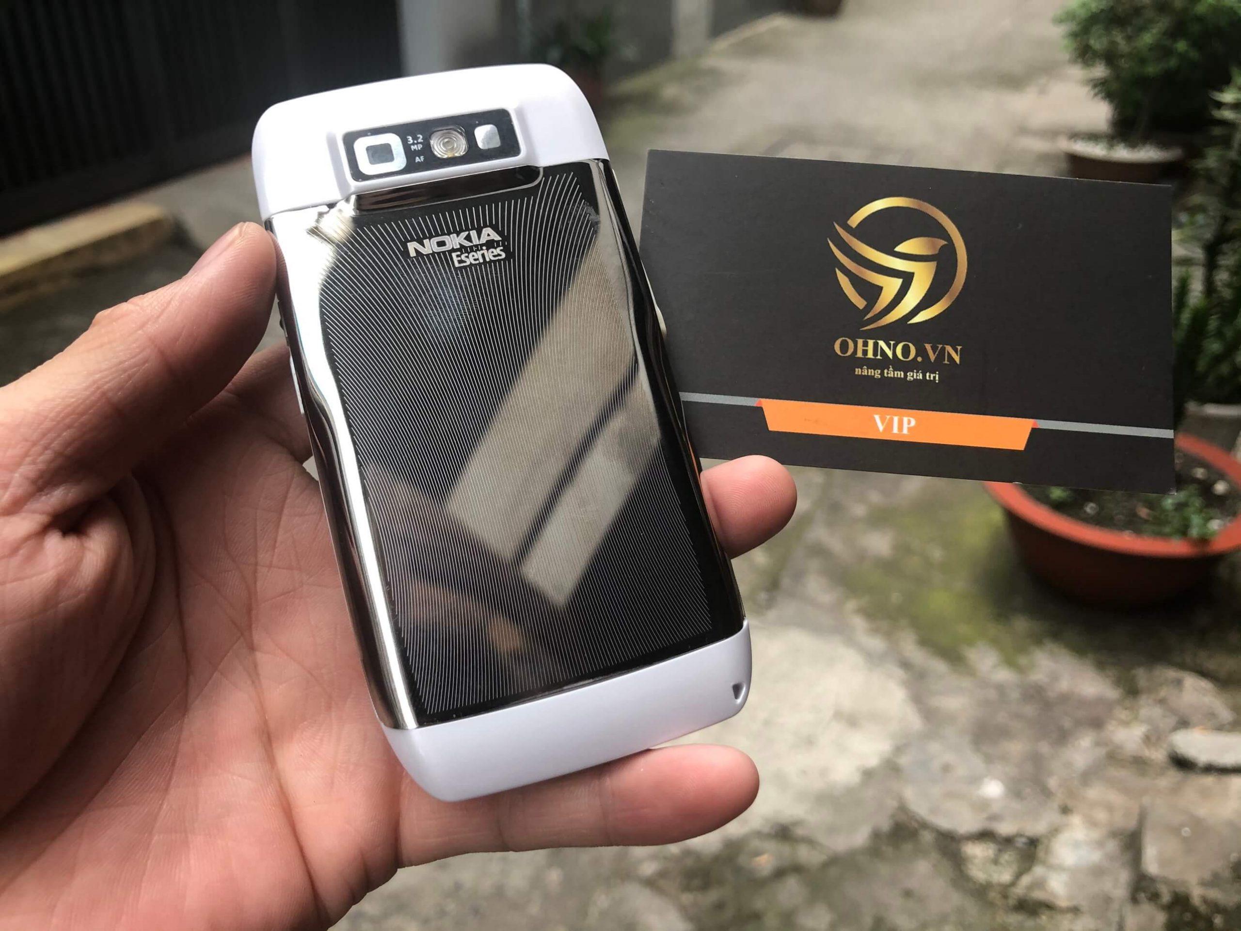 điện thoại nokia e71 wifi cũ chính hãng main zin