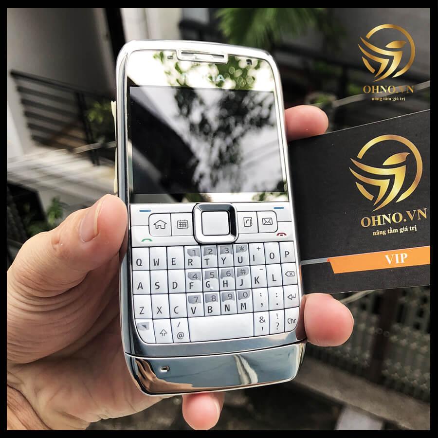 Điện thoại nokia E71 wifi cũ main zin chính hãng ohno.vn ohno việt nam