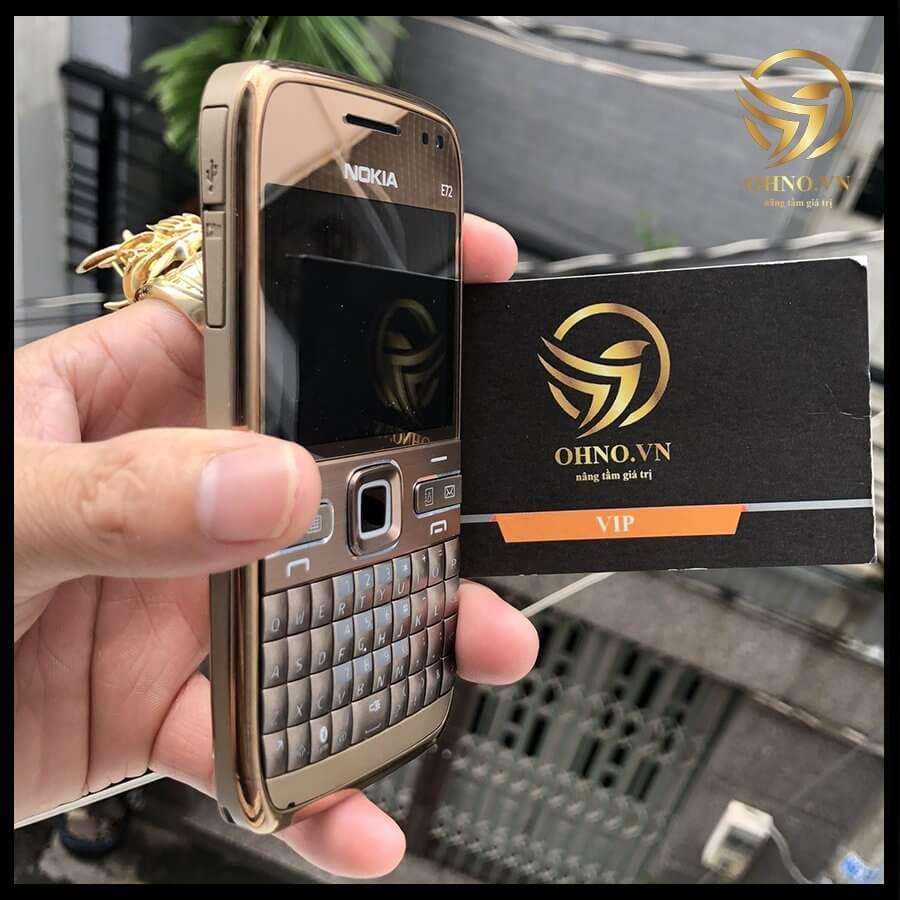 Nokia E72 Cũ ZIN Chính Hãng