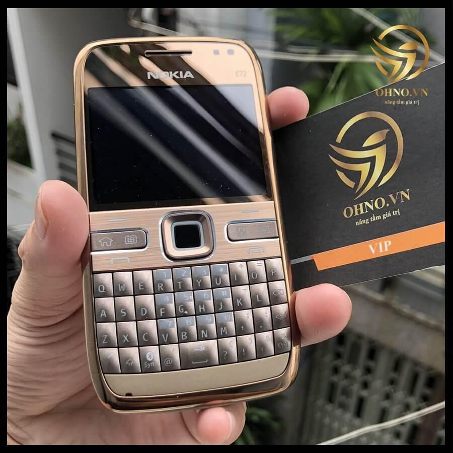 Điện Thoại Nokia E72 Cũ ZIN Chính Hãng OHNO VIệt Nam