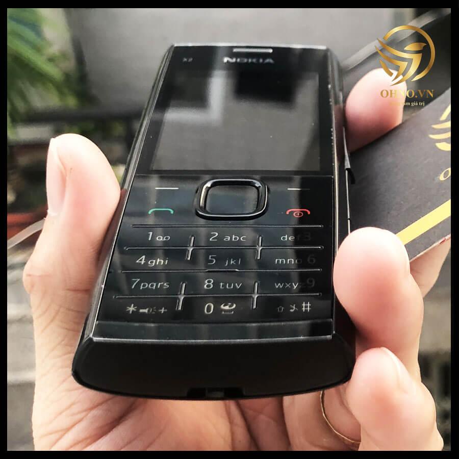 Điện Thoại Nokia X2 00 Cũ Zin Chính Hãng