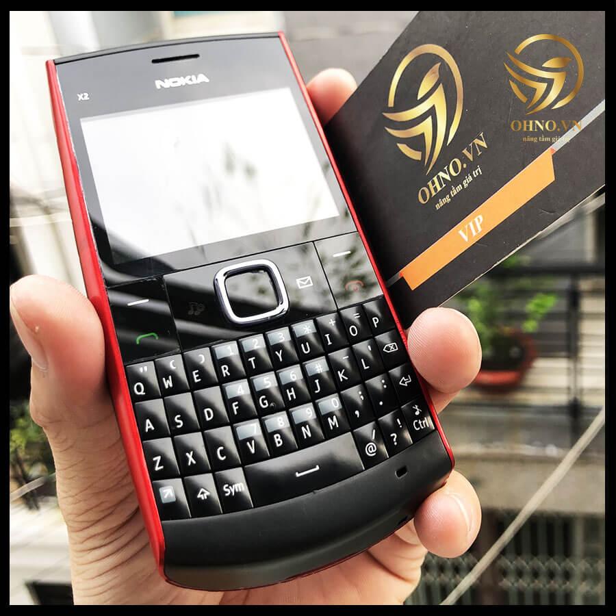 Điện Thoại Nokia X2-01 Cũ Zin Chính Hãng