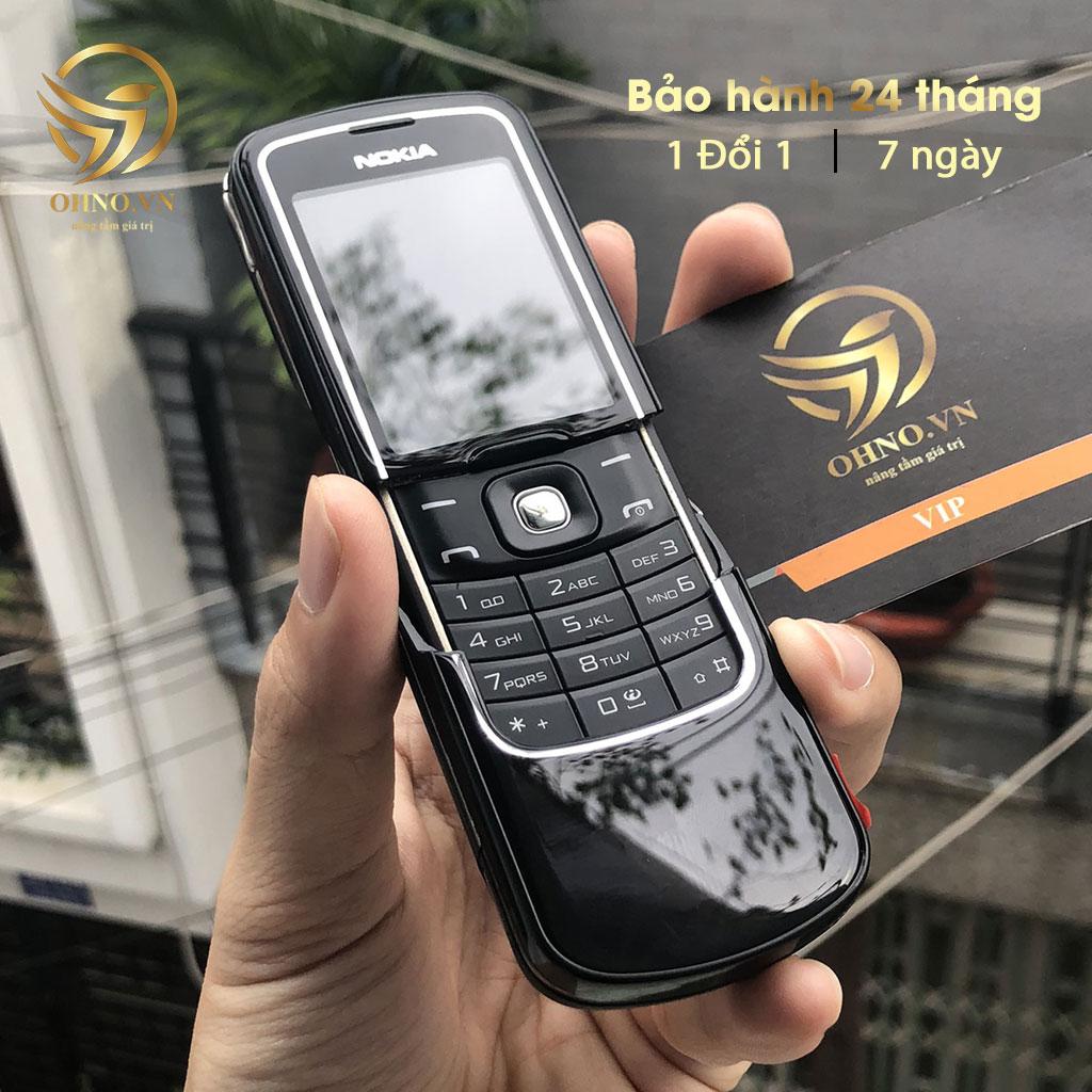đt điện thoại nokia 8600 luna cũ zin chính hãng ánh trăng huyền thoại ohno.vn ohno việt nam