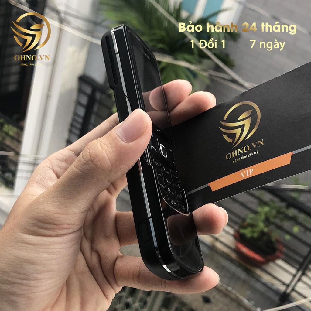 đt điện thoại nokia 8600 zin luna cũ chính hãng ánh trăng huyền thoại ohno.vn ohno việt nam