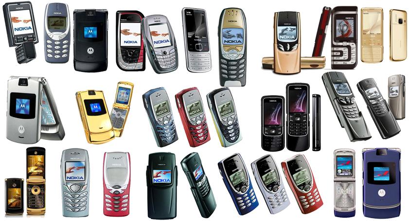 Nokia cổ