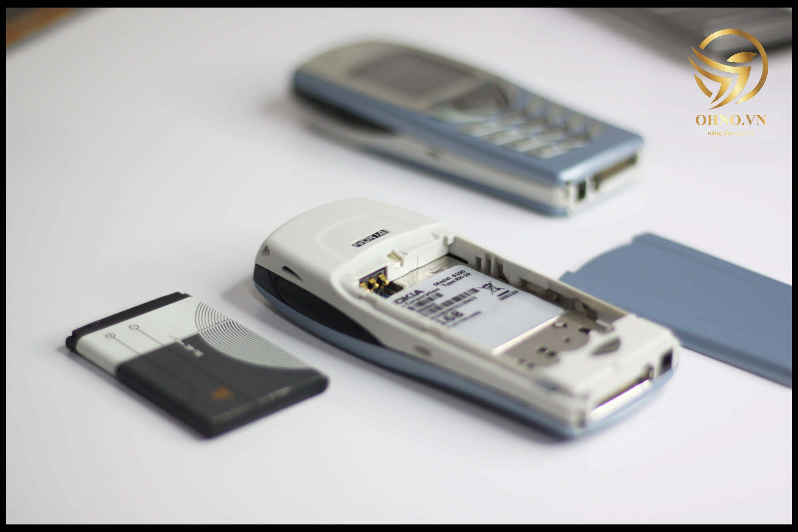 điện thoại nokia cũ 6100