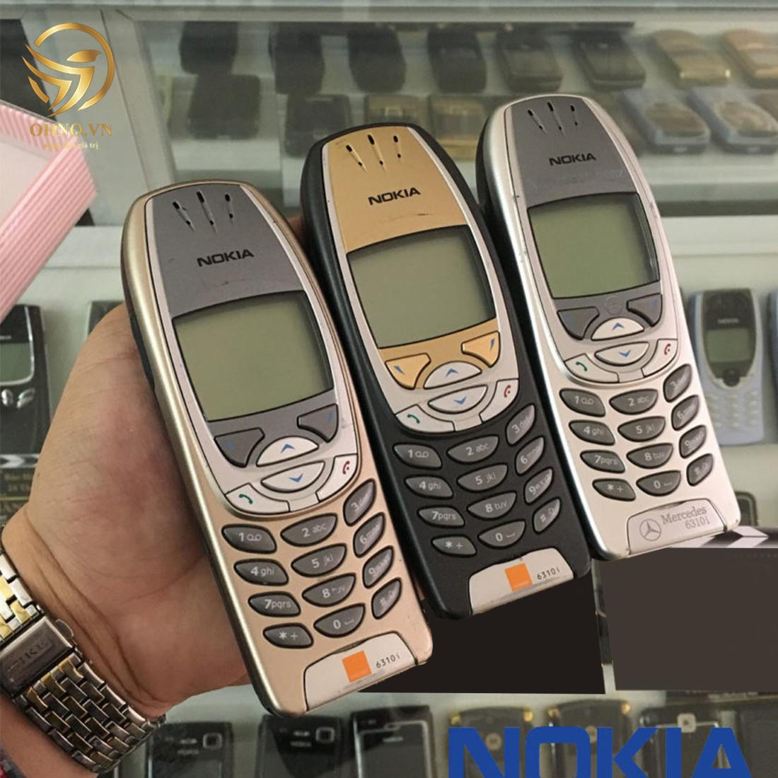 6310i điện thoại nokia chính hãng