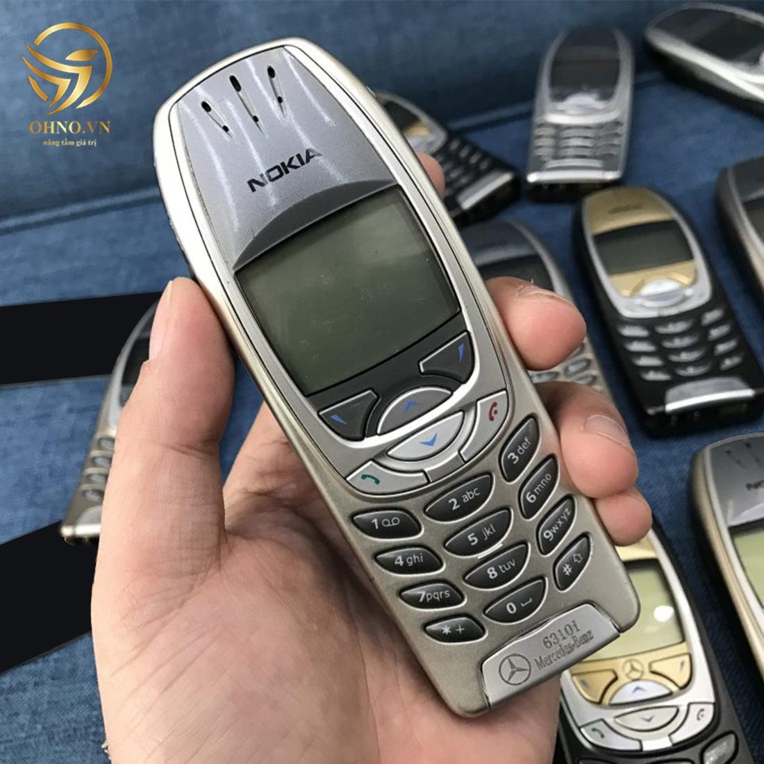 điện thoại chính hãng Nokia cổ 6310i