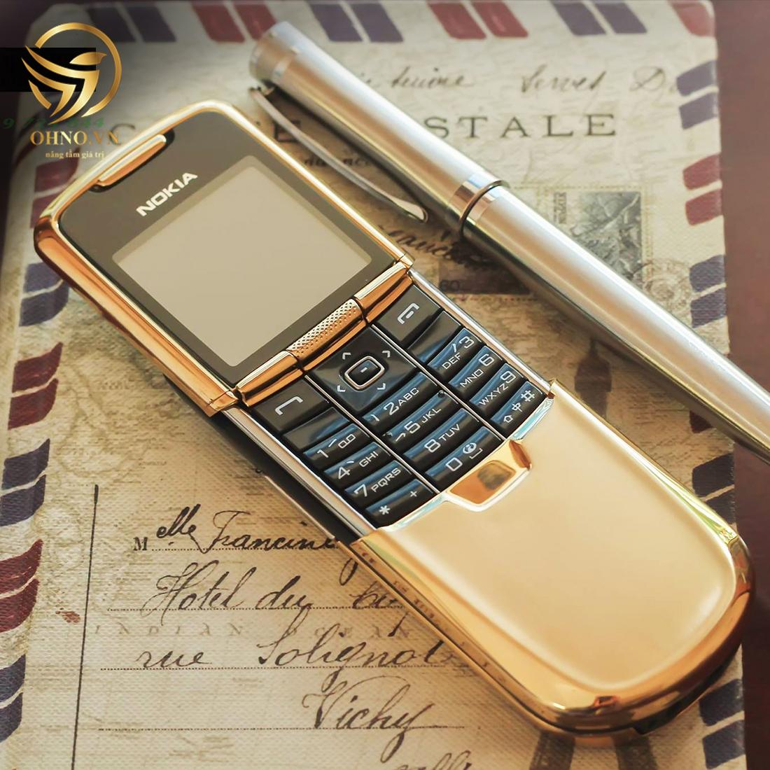 Nokia 8800 Anakin Gold cũ Main ZIN Chính Hãng