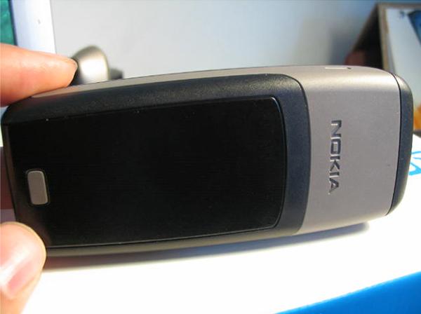 vỏ sau điện thoại nokia cổ 1600