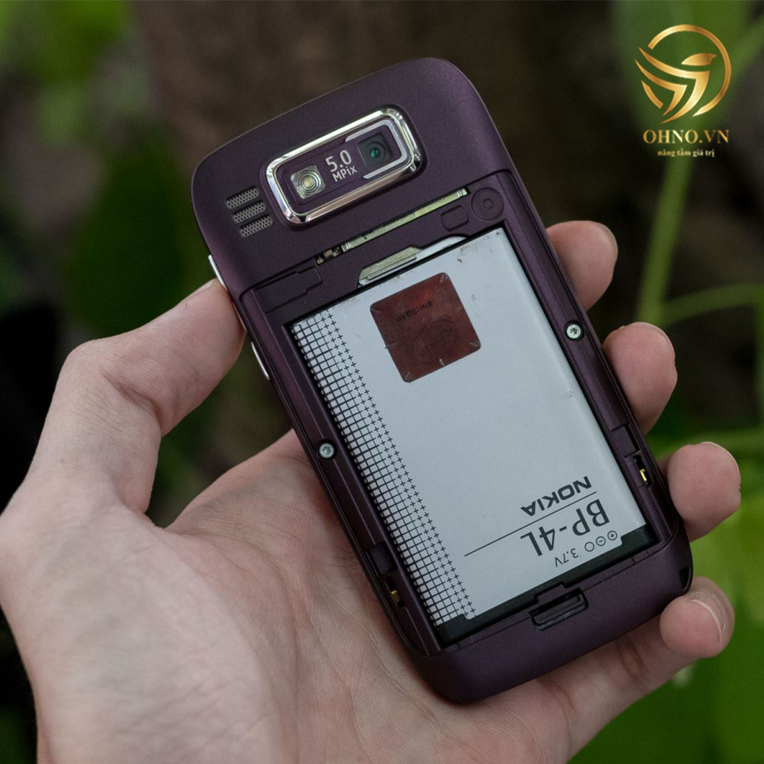 điện thoại nokia bàn phím qwerty 24 chữ cái e72 wifi cũ chính hãng main zin