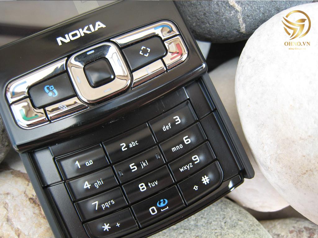 điện thoại nokia chính hãng n95 8gb 2gb