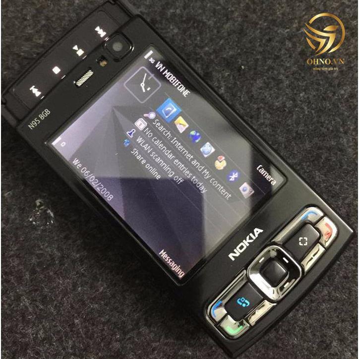 điện thoại nokia zin n95 phiên bản 8gb 2gb