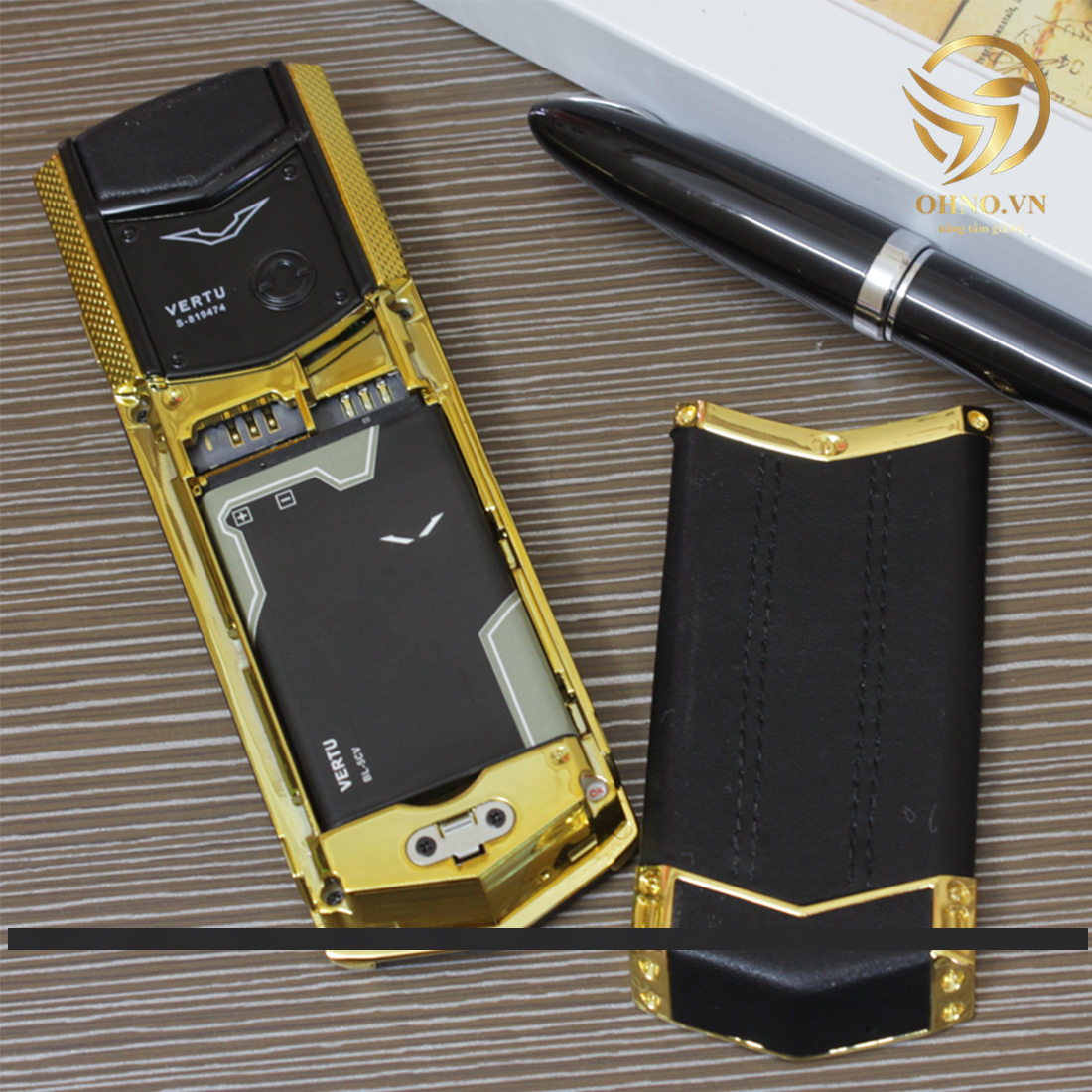 vertu 2 sim k7 fullbox bentley