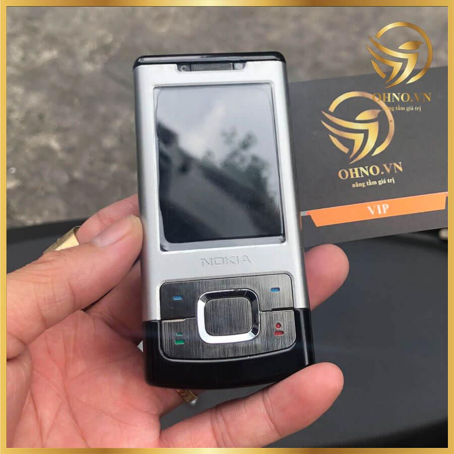 Điện thoại Nokia 6500 slide Zin OHNO VIỆT NAM Chính Hãng