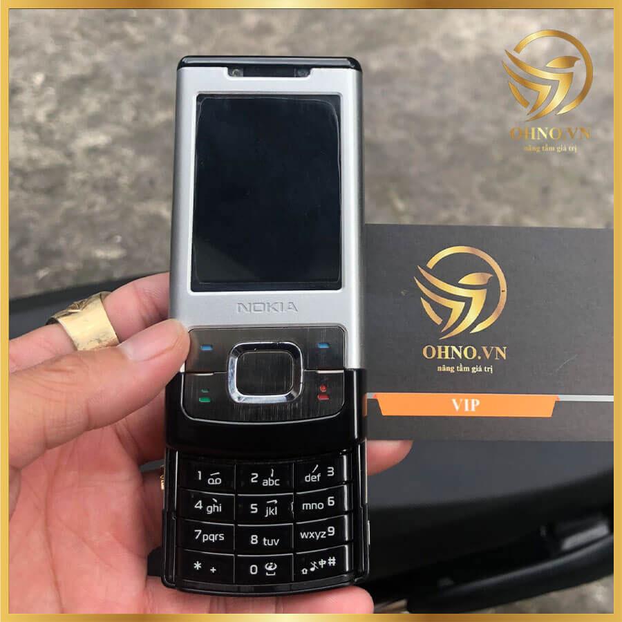 Điện thoại Nokia 6500 trượt cũ Zin Chính Hãng ohno việt nam