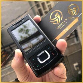 Dien Thoai Nokia 6500s 6500 slide Cu Dep ZIN Chinh Hang OHNO Viet Nam ohno.vn