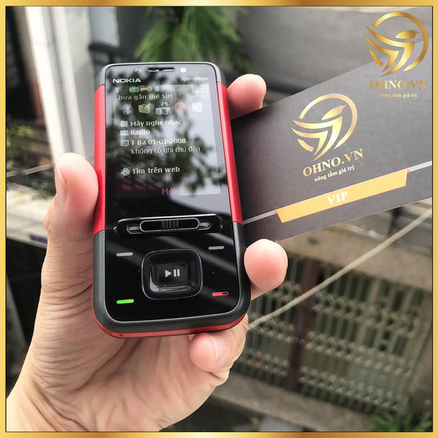 DT Dien Thoai Nokia 5610 Xpressmusic Cu ZIN Chinh Hang OHNO Viet Nam ohno.vn