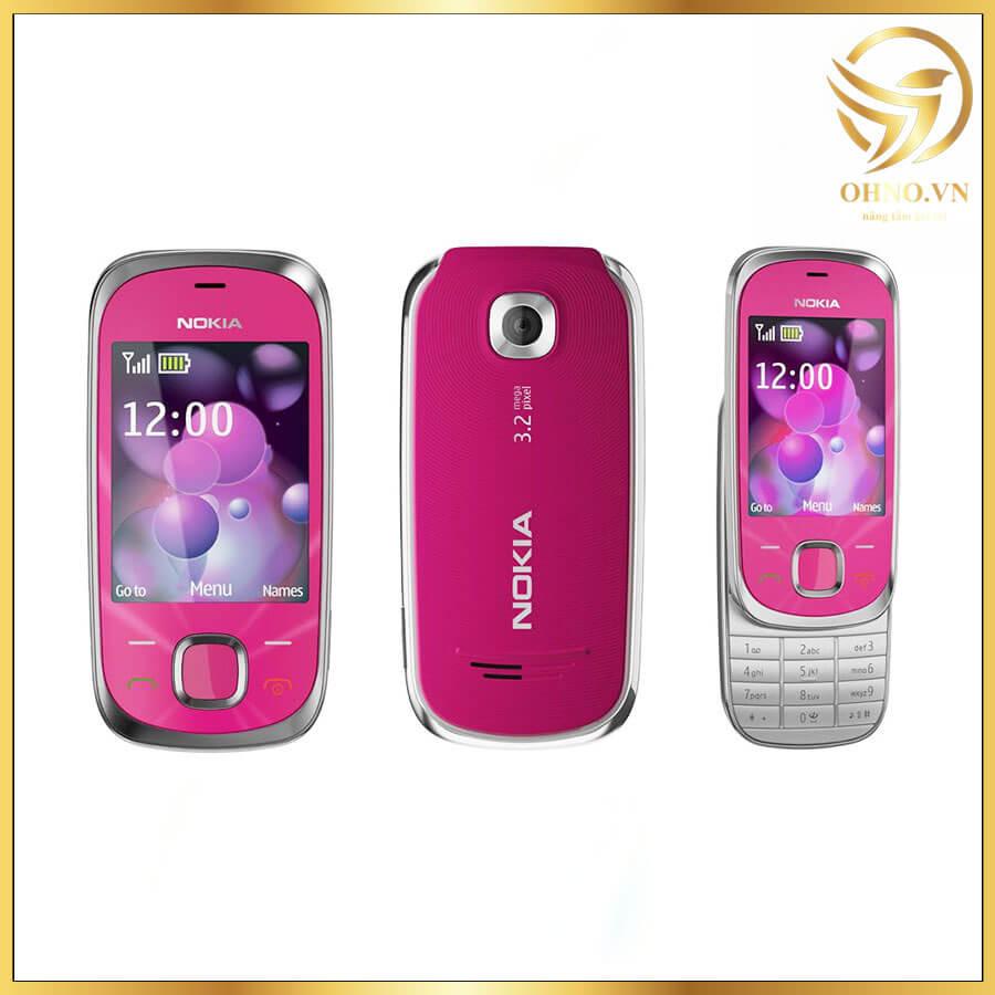 Điện Thoại Nắp Trượt Nokia 7230 cũ Zin Chính Hãng