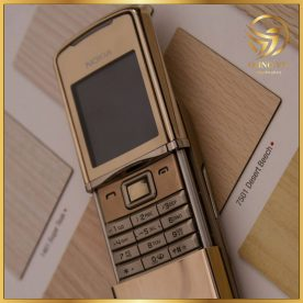DT Dien Thoai Nokia 8800 Sirocco Limited Gold S Editon ZIN Chinh Hang OHNO Viet Nam ohno.vn