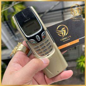 DT Dien Thoai Nokia 8850 Trang Den Cu Dep ZIN Chinh Hang OHNO Viet Nam ohno.vn